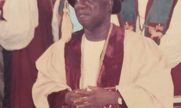 'ORDER OF CHARITY' – Legacy of Sir Hassan Odukale at 90