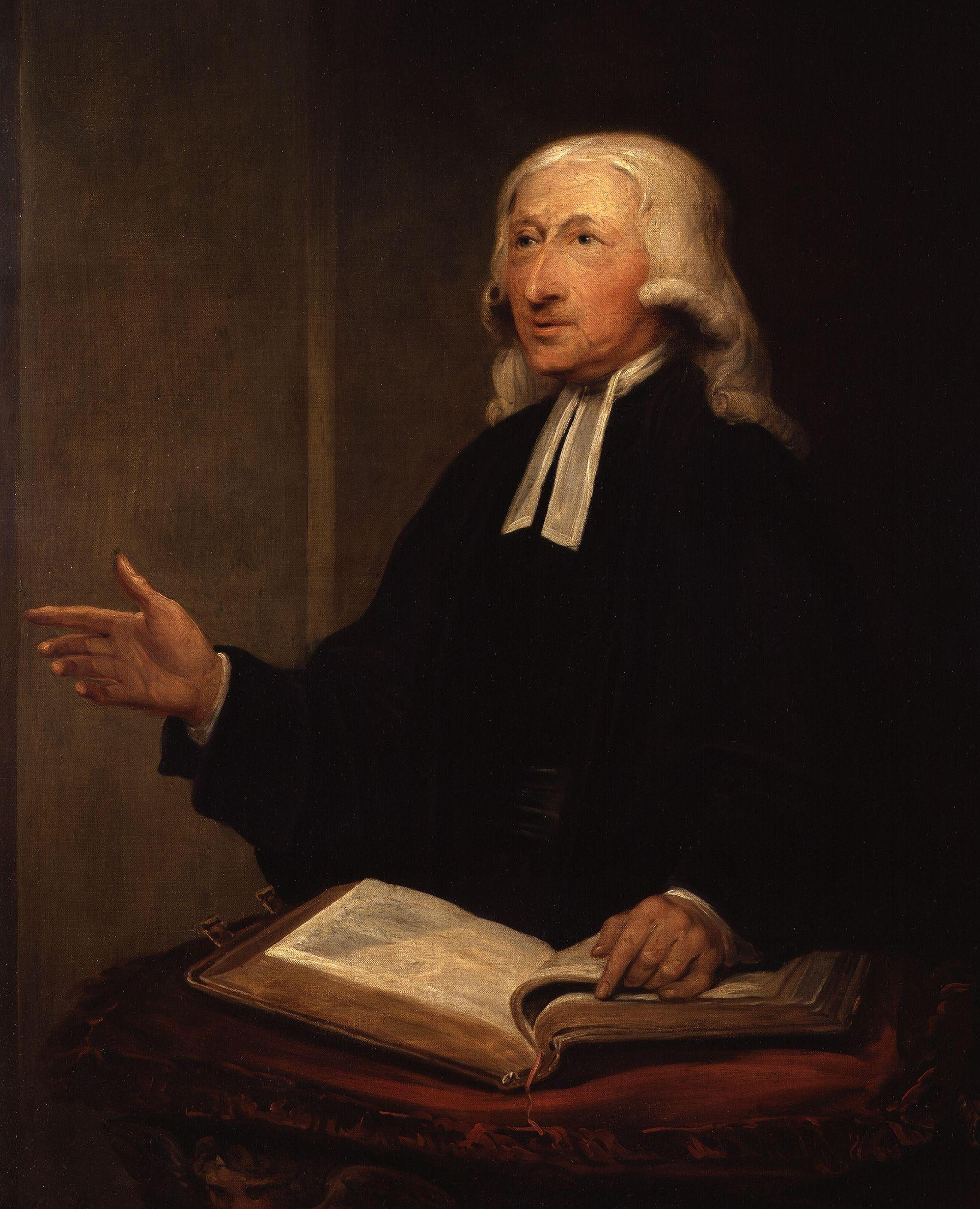 "JOHN WESLEY, 310 YEARS AFTER: ""A BRAND PLUCKED OUT OF THE FIRE."""