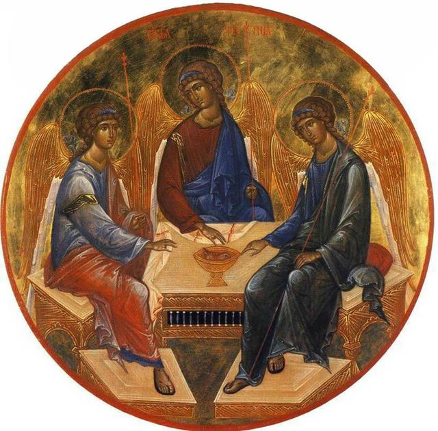 TRINITY: A Call to Personal Reconciliation with the Vision of Holy One