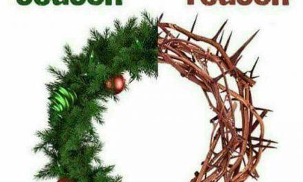 JESUS CHRIST: The Reason for the Season