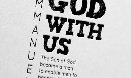 IMMANUEL: A Call to be Born Again