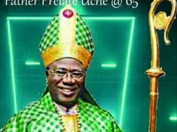 HIS EMINENCE UCHE:  A Mission Strategist, Field Evangelist, and Enabler.