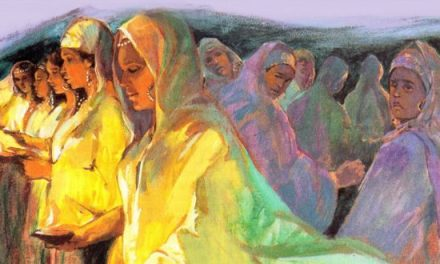 GOD'S WISE VIRGINS: A CALL FOR RENEWAL AND HOPE IN JESUS IN THE NEW YEAR