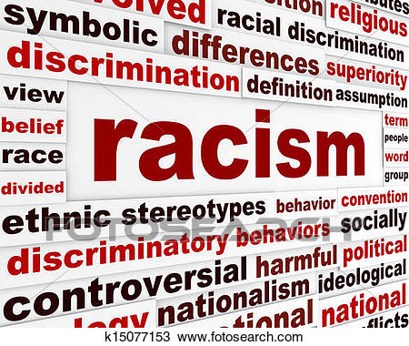HEALING FOR RACIAL LEPROSY: GOD, NOT COLOUR CODED.