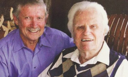 BILLY GRAHAM and his Personal Pastor: A Reversed Role?