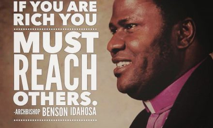 "20 YEARS AFTER, WE REMEMBER HIM: PAPA BENSON IDAHOSA, ""Africa's greatest ambassador of faith to the world,"""