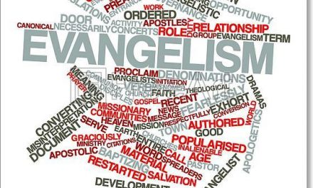 Evangelism in a World with Spirituality of Herod.