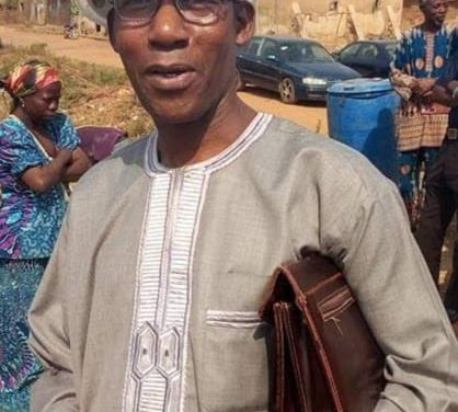 DIRE-GOKE ARIMORO @ 60: FIRST STUDENT TO BAG FIRST CLASS HONOUR IN HISTORY, ADEYEMI COLLEGE.