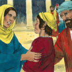 Who was lost, Jesus or his Parents?: Hope for the lost world and church in the New Year.