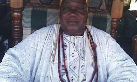 OLOSU OF OSU, OBA JETHRO ADEJOLA @ 30 ON THE THRONE: RENEWING OSU DEVELOPMENT PLAN.