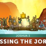 CROSSING 2020 'JORDANS': PRIESTS AS CARRIERS OF ARK OF THE COVENANT AND A CONSECRATED CHURCH READY TO STEP OUT IN FAITH.