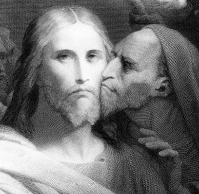 WEDNESDAY OF THE HOLY WEEK: Ministry, not a guarantee for spiritual life or health: Judas's example.