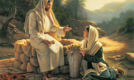 LENT OF REMEMBERING (Day 37) – Prayer of humility