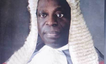 Sir Justice Adebiyi: Imitable Methodist Knight and First Nigerian to take a Harvard Law Degree.