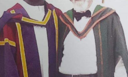 David Dunn-Wilson – A Saintly and Missional Professor.