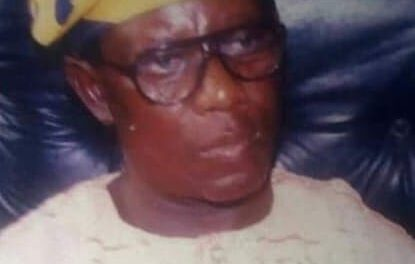 A LEGENDARY EDITOR: PRINCE 'DELE OSUNDAHUNSI, 10 YEARS AFTER.