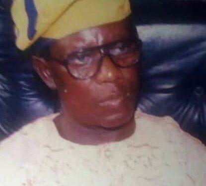 A LEGENDARY EDITOR: PRINCE 'DELE OSUNDAHUNSI, 10 YEARS AFTER.