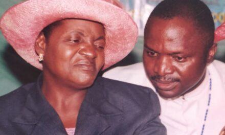 "APPRECIATING MATRIARCH EBUNOLUWA OMOTOSO: ""Woman of Strength and Prayer."""