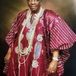 Celebrating Sir Chief Bode Akindele: A Kingdom Treasurer, First Grand Patron, Nigerian Methodists Chaplaincy, a Foremost Entrepreneur, and a Renowned Industrialist.