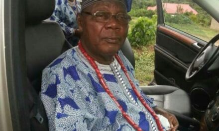 Chief Joshua Ogunleye at 75: A Foremost Osu Philanthropist and the pioneer President, Dockworkers Union of Nigeria