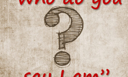 WHO IS JESUS?: CALL TO OVERCOME PETER'S FLAWED THEOLOGY.