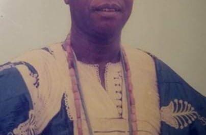 REMEMBERING CHIEF ADEBUSUYI @95 and as Baba Ijo, Methodist Church, Oke Oja, Osu @35.