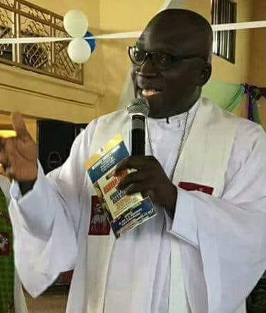 DR 'BIODUN OGUNBEKU: 'Abducted Methodist Priest' Commemorate 16 years of Commissioning, 10 years of Ordination.