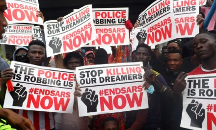 A THEOLOGICAL RESPONSE TO #EndSARS PROTEST: A Call to Social Holiness.