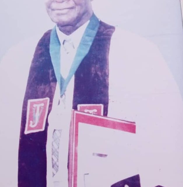 "Sir Soremekun, Methodism's ""father of all"" @100: A Symbol of the Ancient and Modern."