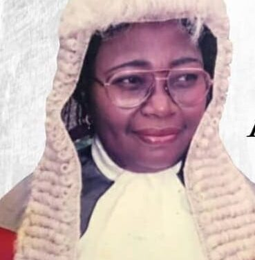 JUSTICE AKINSANYA: HEROINE OF NIGERIAN DEMOCRACY, THE 'JUNE 12' ICONIC JURIST.