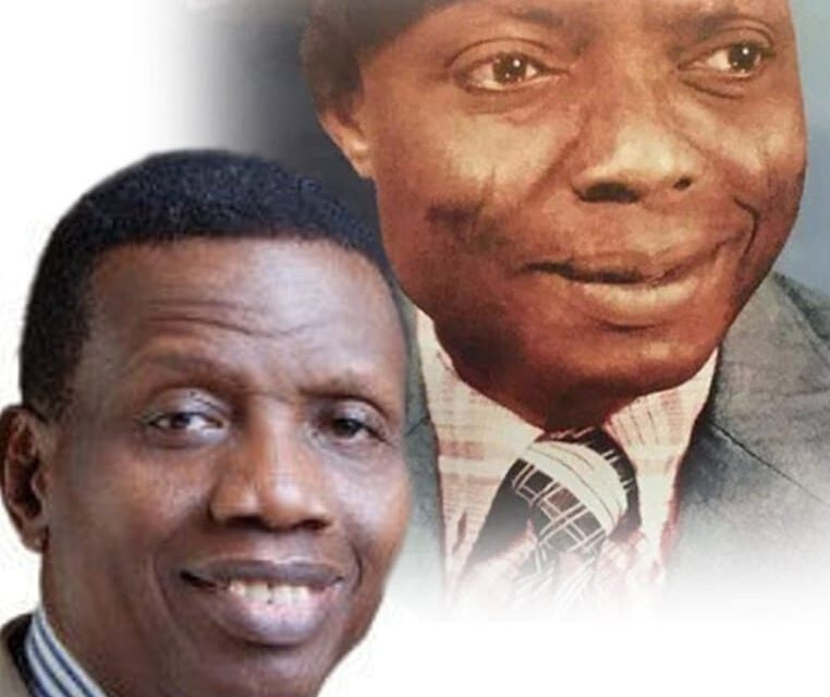 SUCCESSION AND LONG-TENURED LEADERSHIP: Celebrating Pastor Adeboye's 40 years of church leadership.