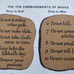 "COMMANDMENTS SHAPED-TEMPLES: WORSHIP BEYOND ""A MARKETPLACE."""