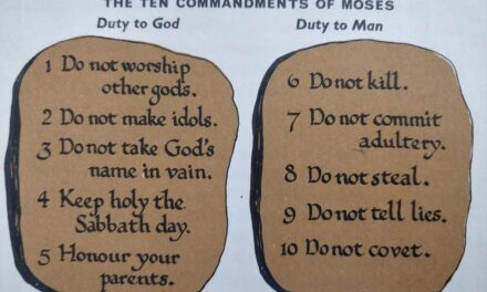 "COMMANDMENTS SHAPED-TEMPLES: WORSHIP BEYOND ""A MARKETPLACE."""