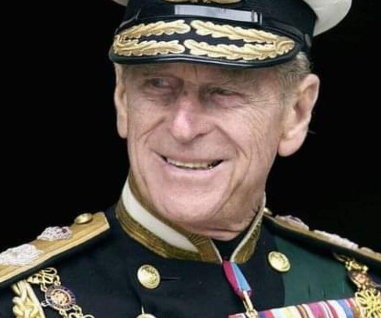 'A Debt' we owe Prince Philip, The Duke of Edinburgh: Model of a Husband.