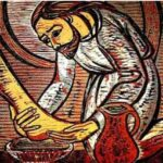 Unwashed Feet in the Church: If (Christ does) not wash you, you have no share with (Him).