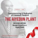 THE AIYEDUN PLANT, SIR AGBATO LIVES ON: BLESSINGS OF A VIRTUOUS WIFE, AYODEJI OLUWAFUNMILAYO AGBATO