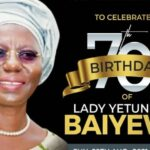 Lady Baiyewu @70, My Adorable Matriarch.